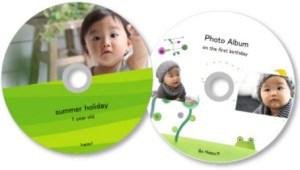 Disc Label Print App